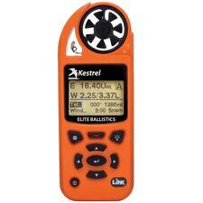 Kestrel 5700 Elite Meter with Applied Ballistics & Bluetooth LiNK - Blaze Orange