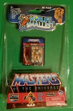 Masters of the Universe World's Smallest He Man NEW