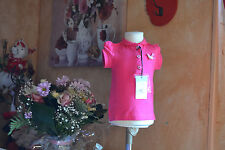 tee shirt neuf tartine et chocolat 6 mois rose avec neoud perle voir bas