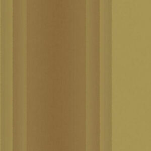Cinnabar Metallic Shaded Golden Stripe Wallpaper  DD8426 Double Roll