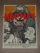 Mad Max Fury Road Boneface movie poster art print Alamo Mondo Mondotees