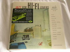 JAZZ HI FI LOVERS Randy Weston Zoot Sims Mat Mathews Gene Quill 180 gram NEW LP