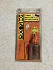 2 Labelle 1of 102 Gear Lube 1/2z & 1of 106 Grease w/PTFE 16.5gr NIP