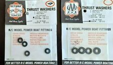 Octura Model Marine Supplies RC Boat Thrust Washers