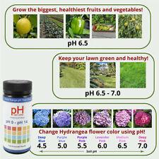 More details for 100x soil meter ph tester kit water moisture light test meter for gardenplant#lk