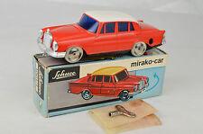 "Vintage Schuco #1001/1 Mercedes Mirako Auto 4 3/4"" Long Western Germany NM W/Box"