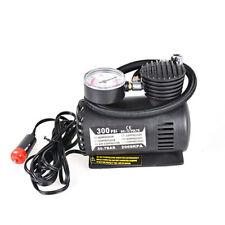 Air Inflator Pump Portable 300PSI 12V Mini Air Compressor Auto Car Electric Tire