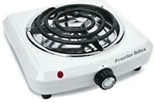 New listing Proctor Silex Durable Fifth Burner Single Burner