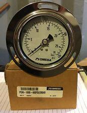 Pressure Gauge 0-400 PSI (New)
