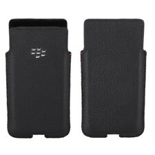 For Blackberry KEY2/Key Two Phone Case Litchi Pattern Leather Cover With Sleep T