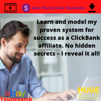 ClickBank Success – Affiliate Marketing Without A Website – VIDEO COURSE