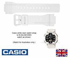 Genuine Casio Watch Strap Band AQ-S810WC,  AQS810WC, AQ-S810 - 10452161 - White
