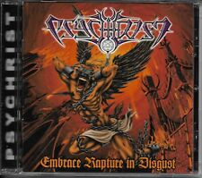 PSYCHRIST-EMBRACE RAPTURE IN DISGUST-CD-death metal-misery-infinitum-deicide