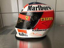 Michael Schumacher BELL Helm Helmet Casque 1:2 Ferrari 1996 Formel 1 *MEGA RAR*