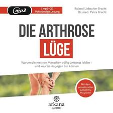 Die Arthrose-Lüge von Petra Bracht und Roland Liebscher-Bracht (2018)