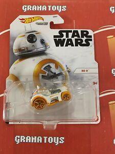 BB-8 2021 Hot Wheels Star Wars Studio Character Cars
