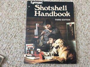Lyman Shotshell Handbook - Third Edition - 1984