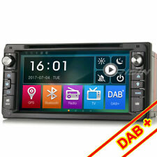 "Car DVD Player 7"" Touchscreen GPS DAB DVB-T Mirror Link USB Bluetooth for Toyota"