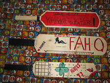 Dazed and Confused  Paddles, Freshman Initiators-One paddle, you choose