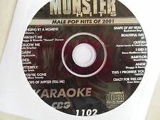 Monster Hits Karaoke CD+G vol-1102/ Uncle Kracker,Lifehouse,Aerosmith,train,U2+