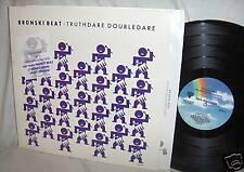 BRONSKI BEAT-TRUTHDARE DOUBLEDARE NM/VG+ rock LP