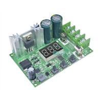 DC 12-60V 600W 10A PWM Motor Speed Controller Regulator Red LED Digital Display