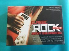Classic Rock Smarts Game - Amplify Your Knowledge Question And Answer Game