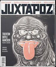 JUXTAPOZ MAGAZINE ISSUE #180 JANUARY 2016 JIM SHAW ZARIA FORMAN TIM KERR