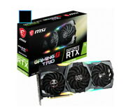 MSI GeForce RTX 2080 SUPER™ GAMING TRIO D6 8Gb 1815MHz 15.5Gbps RGB Tri-Frozr