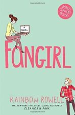 Fangirl - Book by Rainbow Rowell (Paperback, 2014)
