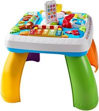 Learning Activity Table Baby Toys Develop Sitting Standing Play Sound Fun Kids