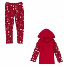 Gymboree ALPINE SWEETIE Heart Leggings and Matching Shirt * Sz 3* NWT