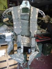 U.S. MOLLE ACU GCS Logistics tactical fighting load carrier ( FLC ), LBV, Army