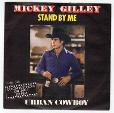 disco 45 GIRI COLONNA SONORA GULLEY STAND BY ME URBAN COWBOY JOHN TRAVOLTA