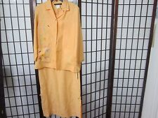 Women's 100% Linen Maxi dress with Jacket. Size 10 New w/tags Fast Shipping