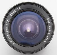 Carl Zeiss Jena Flektogon 20mm 20 mm 4 1:4 - M42 M 42 Anschluss