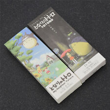 32 Pcs/Pack Kawaii My Neighbor Totoro Bookmark Paper Book Markes School Supplies