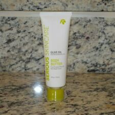 Serious Skincare Olive Oil Body Butter for dry stressed skin 4 oz. Large tube