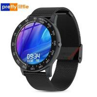 New Ph30 Smart Watch Men Women Custom Dial Round full touch screen 1.3 Inch IP68