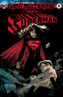 Tales From the Dark Multiverse Death of Superman #1 DC Comics Pre-Order 10/30