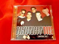 Backstreet Boys – Backstreet Boysr - CD italian version  - anno 1998