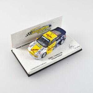 MINICHAMPS Opel Calibra V6 Presentation - Team Rosberg Collection - K.Ludwig