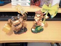 Skylanders Trap Team Jawbreaker & Bushwhack Figures Bundle, PS4, Xbox One XMAS