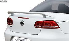 RDX Heckspoiler VW Eos 1F Heckflügel Heck Spoiler Flügel Hinten Tuning Wing