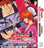 Samurai Rurouni Kenshin Vol.1-95 End+ MV + 2 OVA + Live Action DVD