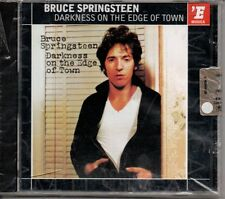 BRUCE SPRINGSTEEN DARKNESS ON THE EDGE OF TOWN ITALY CD SEALED
