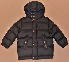Ralph Lauren  Boys' Quilted Down Jacket  size 6  Black