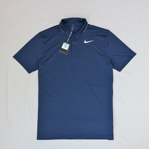 Nike Golf Men Standard fit short sleeves Polo shirt size M new with tags