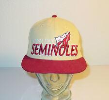 new styles dbb54 0a283 Florida State Seminoles Pin Stripe Hat New Era 59fifty Gray Fitted FSU