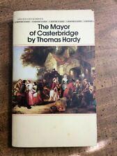 The Mayor of Casterbridge by Thomas Hardy  Bantam Classics paperback 1989